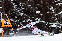 28.12.2017, Stelvio, Bormio, ITA, FIS Weltcup, Ski Alpin, Abfahrt, Herren, im Bild Hannes Reichelt (AUT) // Hannes Reichelt of Austria in action during mens Downhill of the FIS Ski Alpine Worldcup at the Stelvio course, Bormio, Italy on 2017/12/28. EXPA Pictures © 2012, PhotoCredit: EXPA/ Johann Groder