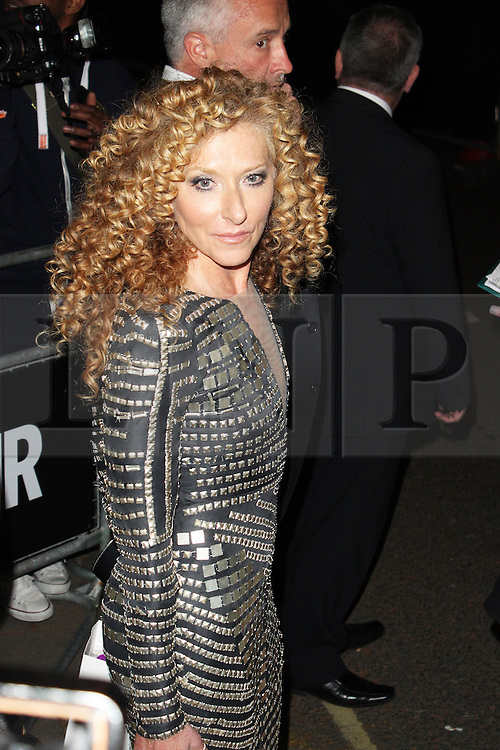 LONDON - June 04: Kelly Hoppen leaving the Glamour Awards 2013 (Photo by Brett D. Cove) /LNP © Licensed to London News Pictures.