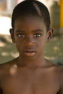 A local boy on Harbour Island, The Bahamas