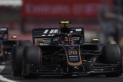 May 10, 2019 - Barcelona, Spain - Kevin Magnussen of Denmark driving the (20) Rich Energy Haas F1 Team VF-19 during practice for the F1 Grand Prix of Spain at Circuit de Barcelona-Catalunya on May 10, 2019 in Barcelona, Spain. (Credit Image: © Jose Breton/NurPhoto via ZUMA Press)