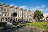 Trinity University Library, Dublin, Ireland