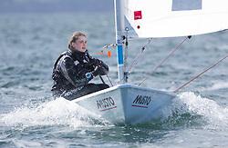 The RYA Youth National Championships Day <br /> Day 5<br /> <br /> 211256, Christine Wood, Clyde Cruising Club, Laser Radial Girl <br /> <br /> Images: Marc Turner / RYA<br /> <br /> For further information contact:<br /> <br /> Richard Aspland, <br /> RYA Racing Communications Officer (on site)<br /> E: richard.aspland@rya.org.uk<br /> m: 07469 854599