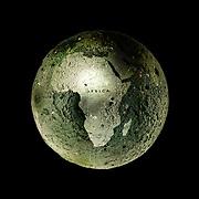 Horizontal, Africa, Single Object, Globe, No people