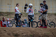Team Canada at Round 3 of the 2020 UCI BMX Supercross World Cup in Bathurst, Australia.