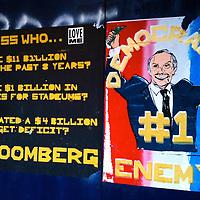 Bloomberg: Democracy's Enemy