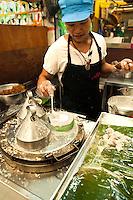 Thai Pancakes at Or Tor Kor Market