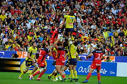 June 5, 2017 - Saint Denis, Seine Saint Denis, France - GILL player of the Rugby Club Toulonnais during the final of the French Rugby Championship Top 14 against ASM Clermont-Auvergne at the stadium of France - St Denis France.ASM Clermont beat RC Toulon 22-16 (Credit Image: © Pierre Stevenin via ZUMA Wire)