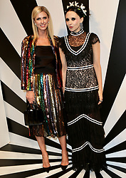 September 12, 2018 - New York City, New York, USA - 9/11/18.Nicky Hilton Rothschild and Stacey Bendet at the Alice and Olivia SS19 Fashion Presentation during New York Fashion Week in New York City..(NYC) (Credit Image: © Starmax/Newscom via ZUMA Press)