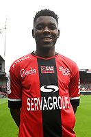 Felix Eboa Eboa during photocall of En Avant Guingamp for new season 2017/2018 on September 7, 2017 in Guingamp, France. (Photo by Philippe Le Brech/Icon Sport)