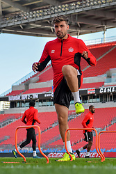 September 1, 2017 - Toronto, Ontario, Canada - MICHAEL PETRASSO during open training session conference in Toronto before the Canada-Jamaica Men's International Friendly match at BMO Field in Toronto Canada September 2, 2017  (Credit Image: © Anatoliy Cherkasov/NurPhoto via ZUMA Press)