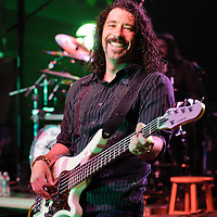 Bassist Michael Jeffers