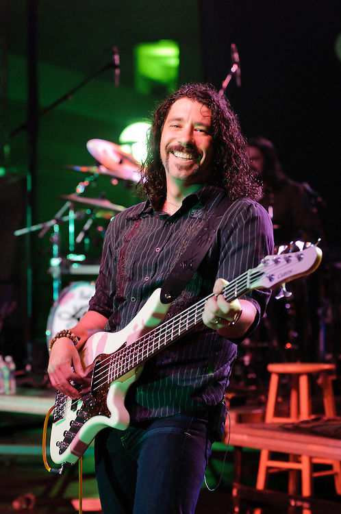 Bassist Michael Jeffers