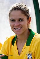 Fifa Womans World Cup Canada 2015 - Preview //<br /> Algarve Cup 2015 Tournament ( Municipal Stadium - Albufeira , Portugal ) - <br /> Brazil vs China 0-0 - Erika Cristiano dos Santos of Brazil