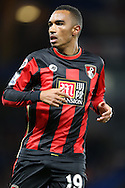 Junior Stanislas of Bournemouth looks on. Barclays Premier league match, Chelsea v AFC Bournemouth at Stamford Bridge in London on Saturday 5th December 2015.<br /> pic by John Patrick Fletcher, Andrew Orchard sports photography.