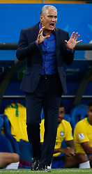 June 17, 2018 - Rostov Do Don, Rússia - ROSTOV DO DON, RO - 17.06.2018: BRAZIL VS SWITZERLAND - The Brazilian coach, Tite during a match between Brazil and Switzerland valid for the first round of group E of the 2018 World Cup, held at the Rostov Arena in Rostov on Don, Russia. (Credit Image: © Marcelo Machado De Melo/Fotoarena via ZUMA Press)