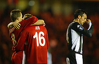 15/12/2004 - UEFA Cup, Group E - Middlesbrough v FK Partizan - The Riverside, Middlesbrough<br />