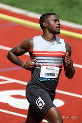 USATF Grand Prix track and field meet<br /> April 24, 2021 Eugene, Oregon, USA<br /> mens 100, New Balance,
