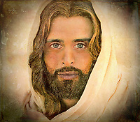 """A million faces of Jesus by Dino Carbetta""…<br />