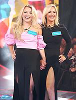 Charlotte Longworth & Mandy Longworth, Big Brother 2017 - Live Launch Show, Elstree Studios, Elstree UK, 05 June 2017, Photo by Brett D. Cove