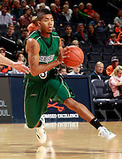 CHARLOTTESVILLE, VA- NOVEMBER 26:  Aaron Armstead #3 of the Green Bay Phoenix v during the game on November 26, 2011 at the John Paul Jones Arena in Charlottesville, Virginia. Virginia defeated Green Bay 68-42. (Photo by Andrew Shurtleff/Getty Images) *** Local Caption *** Aaron Armstead