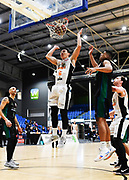 Taylor Hawks captain Jarrod Kenny in action during a match against the Auckland Super City Rangers.<br /> Super City Rangers v Taylor Hawks, NBL NZ, Trusts Arena, Auckland, New Zealand. 7 July 2018. © Copyright Image: Marc Shannon / www.photosport.nz.