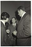 ANDREW SULLIVAN, JEFF TRAMWELL, New Republic party. Washington. 1994