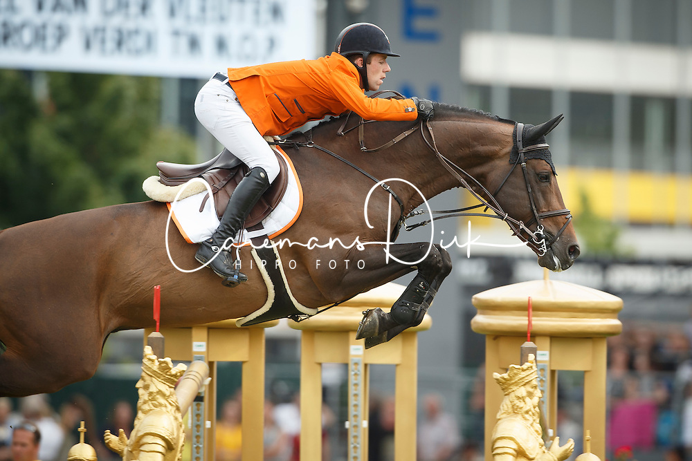 Van Der Vleuten Maikel, (NED), VDL Groep Verdi<br /> Individual Final Competition<br /> FEI European Championships - Aachen 2015<br /> © Hippo Foto - Dirk Caremans<br /> 23/08/15