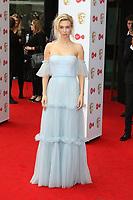 Vanessa Kirby, British Academy Television Awards, Royal Festival Hall, London UK, 14 May 2017, Photo by Richard Goldschmidt