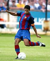 Fotball<br /> Spania 2003/2004<br /> Barcelona<br /> Michael Reiziger<br /> Foto: Digitalsport<br /> Norway Only