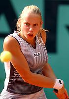 Tennis - French Open 2002 Roland Garros, Paris<br /> 30.05.2002<br /> Jelena Dokic fra Jugoslavia<br /> Foto: Roger Parker, Digitalsport