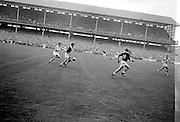 All Ireland Senior Football Final, Dublin V Galway..Midfield Play .22.09.1963