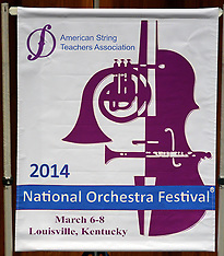 ASTA 2014 National Orchestra Festival Performing Groups