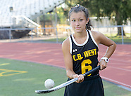 Central Bucks West field hockey player Bryn Boylan