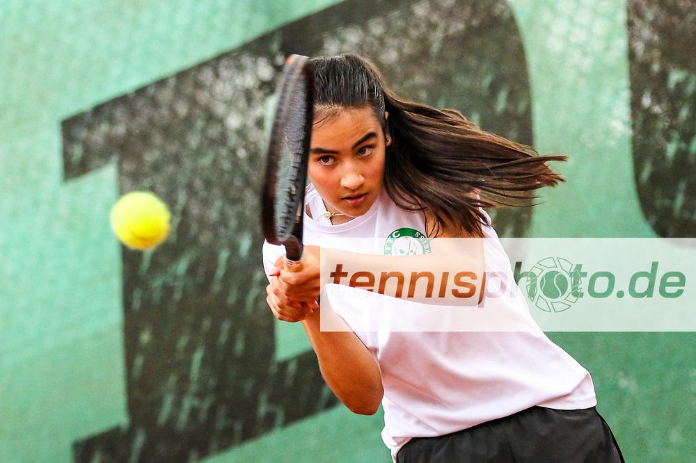 Maria Victoria Brederlow (BTTC Grün-Weiß), 5. Internationale Spandauer Jugendmeisterschaften 2019, Berlin, 31.07.2019, Foto: Claudio Gärtner