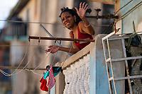 Senorita in Havana, Cuba 2020 from Santiago to Havana, and in between.  Santiago, Baracoa, Guantanamo, Holguin, Las Tunas, Camaguey, Santi Spiritus, Trinidad, Santa Clara, Cienfuegos, Matanzas, Havana