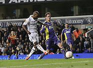 Tottenham Hotspur v NK Maribor 081112