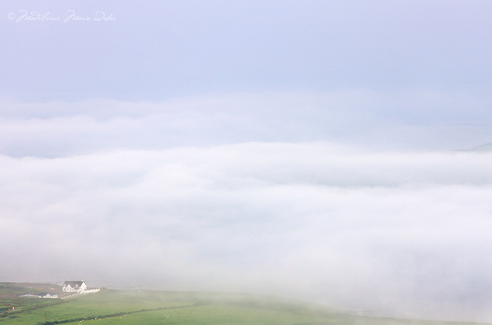 House in the clouds / Ireland xch004
