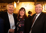 02/04/2019 Repro free:  <br /> Paul Shelly, Jill Holtz, Mykidstime and Laurence May - Head of KPMG in Galway at Harvest in the Mick Lally Theatre , an opportunity to share ideas for innovation and growth and discuss how to cultivate the city as a destination for innovation, hosted by GTC  and Sponsored by AIB and The Sunday Business Post .<br /> <br /> A keynote address Start Up to Multinational - Positioning & Marketing Software for an International Audience from Joe Smyth, VP of R&D at Genesysat Genesys and a Panel Discussion on International Growth Through Innovation and Positioning<br /> Mary Rodgers- Innovation Community Managerat the Portershed (moderator)<br /> Kathryn Harnett- Senior Consultantat Milltown Partners LLP, Giovanni Tummarello, Founder and CPOat Siren,  Mark Quick, Founding Director 9th Impact and Founding Director, Nephin Whiskey, Nicola Barrett, Senior Marketing Managerat Connacht Rugby<br />  Photo: Andrew Downes, Xposure