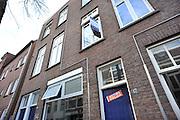 Nederland, Nijmegen, 29-3-2012Het bovenhuis is vanwege de malaise op de woningmarkt al ruim een jaar te koop.Foto: Flip Franssen/Hollandse Hoogte