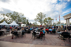 Inoguration Founders Plaza with Ron Southern and family and all the sponsors of Spruce Meadows<br /> Spruce Meadows Masters - Calgary 2015<br /> © Hippo Foto - Dirk Caremans<br /> 10/09/15