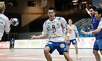 Håndball , postenligaen, 07. desember 2008 , stavanger - drammen<br /> Markus Andersen, Drammen