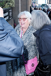 Edinburgh International Film Festival 2019<br /> <br /> Hurt By Paradise (World Premiere)<br /> <br /> Stars and guests arrive on the red carpet for the world premiere<br /> <br /> Pictured: Veronica Clifford<br /> <br /> Alex Todd   Edinburgh Elite media