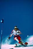 OLYMPICS 1988 Winter W Slalom R1_DH