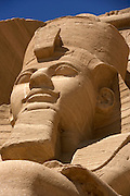 The Great Temple of Abu Simbel  Abu Simbel, Egypt