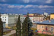 Panorama Kielc<br /> Panorama of Kielce