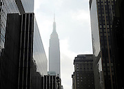 © licensed to London News Pictures. New York, USA  29/05/11.  The Empire State Building. Photo credit should read Stephen Simpson/LNP