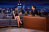 """August 12, 2021 - NY: NBC's """"The Tonight Show Starring Jimmy Fallon"""" - Episode: 1500"""