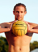 USC Water Polo Goalie