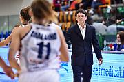 Antonello Restivo<br /> Banco di Sardegna Dinamo Sassari - O.ME.P.S. BricUp Battipaglia<br /> Legabasket Femminile LBF Techfind Serie A1 2020-2021<br /> Sassari, 03/10/2020<br /> Foto L.Canu / Ciamillo-Castoria