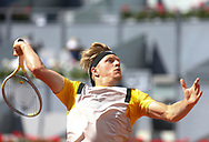 Alejandro Davidovich Fokina of Spain during the Mutua Madrid Open 2021, Masters 1000 tennis tournament on May 5, 2021 at La Caja Magica in Madrid, Spain - Photo Laurent Lairys / ProSportsImages / DPPI